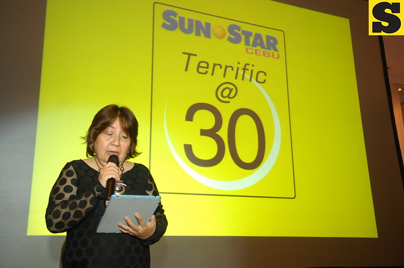 Sun.Star Manila 30th anniversary party. Photos taken by Alex Badayos of Sun.Star Cebu.