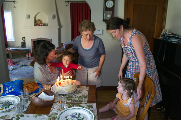 Ann's Birthday, Aug 2014
