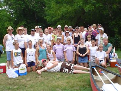 July 2006 Canoe Trip