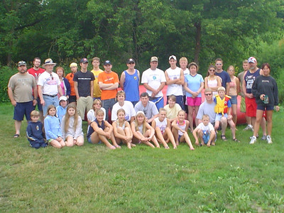 Annual Canoe Trips