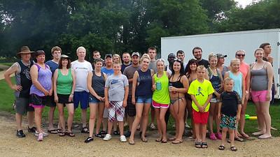 July 2016 Canoe Trip