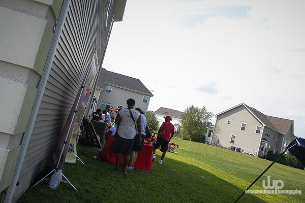 Annual Couple's BBQ 2013
