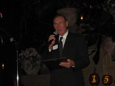 2006 Annual Dinner