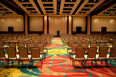 2013 Annual Dinner Convention Center SMM Painting
