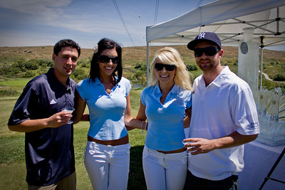 "Photo gallery of golfers and guests at the iS Vodka sponsored 3rd hole in the annual Sandbar Golf Classic held at Salt Creek Golf Course in Chula Vista, CA, raising thousands of dollars for the San Diego Junior Lifeguards Association. Photographs by Derek Rotzinger of San Diego www.RotzingerPhotography.com   ""Thank you iS Vodka for being a sponsor and making it so much fun for fundraising golfers of Sandbar Golf Classic."""