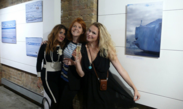 AntArcticArt Exhib. Opening Evening
