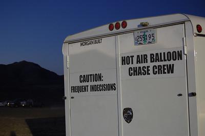 Antelope Island Balloon Stampede 2007 Day 2