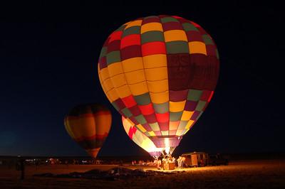 Antelope Island Balloon Stampede 2007