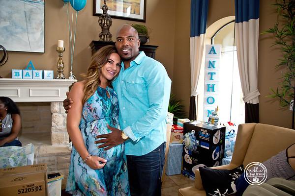 Anthony & Jackie Baby Shower