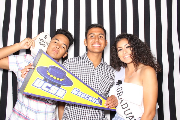 Anthony's Grad Party