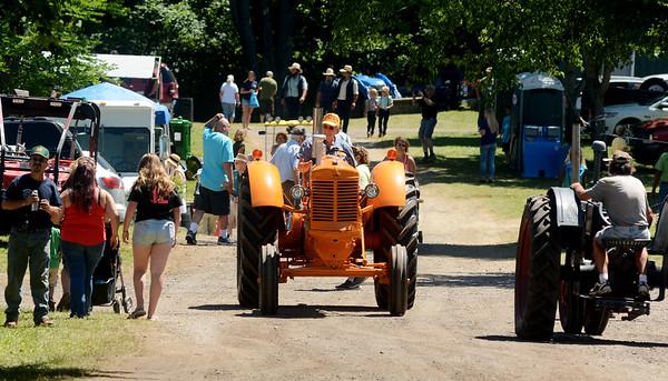0708 antique tractor show 3