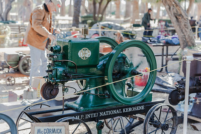 Antique Engine N Tractor show 1