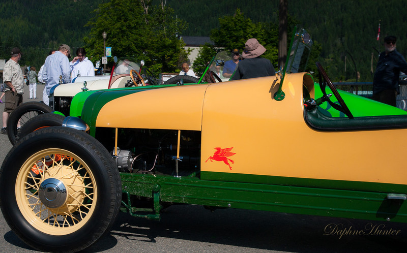 Antique Speedsters Kaslo Tour