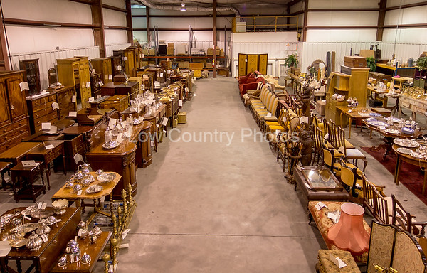 Very Large Antique Collection
