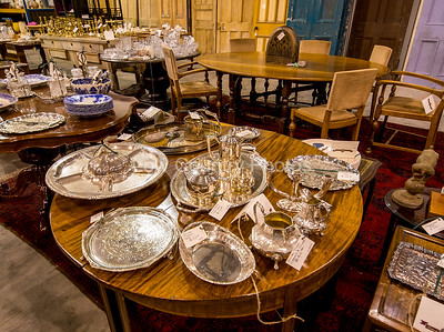 At Harvest Commons in Pawleys Island -  Rothrock Collection of Antiques