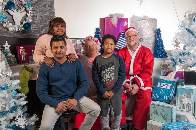 Santa Photos 20170107
