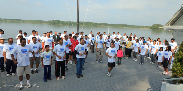 Anuraags Spring 2012 walk run