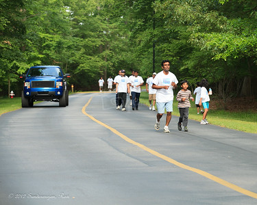 Anuraags Spring 2012 walk run