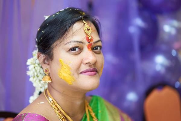 AnushaBabyShower