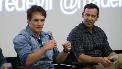 Chris Brewster & Philip Silvera