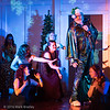 "Jeff ""Elvis"" Graham and a cast of swooners perform ""I'll Have a Blue Christmas"""