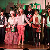 "The cast performs ""We Need a Little Christmas"""