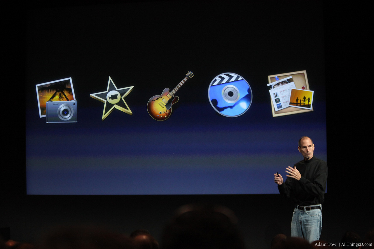 Upgrades to all existing apps.