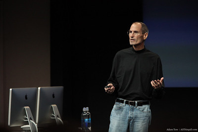 Steve Jobs, CEO of Apple.