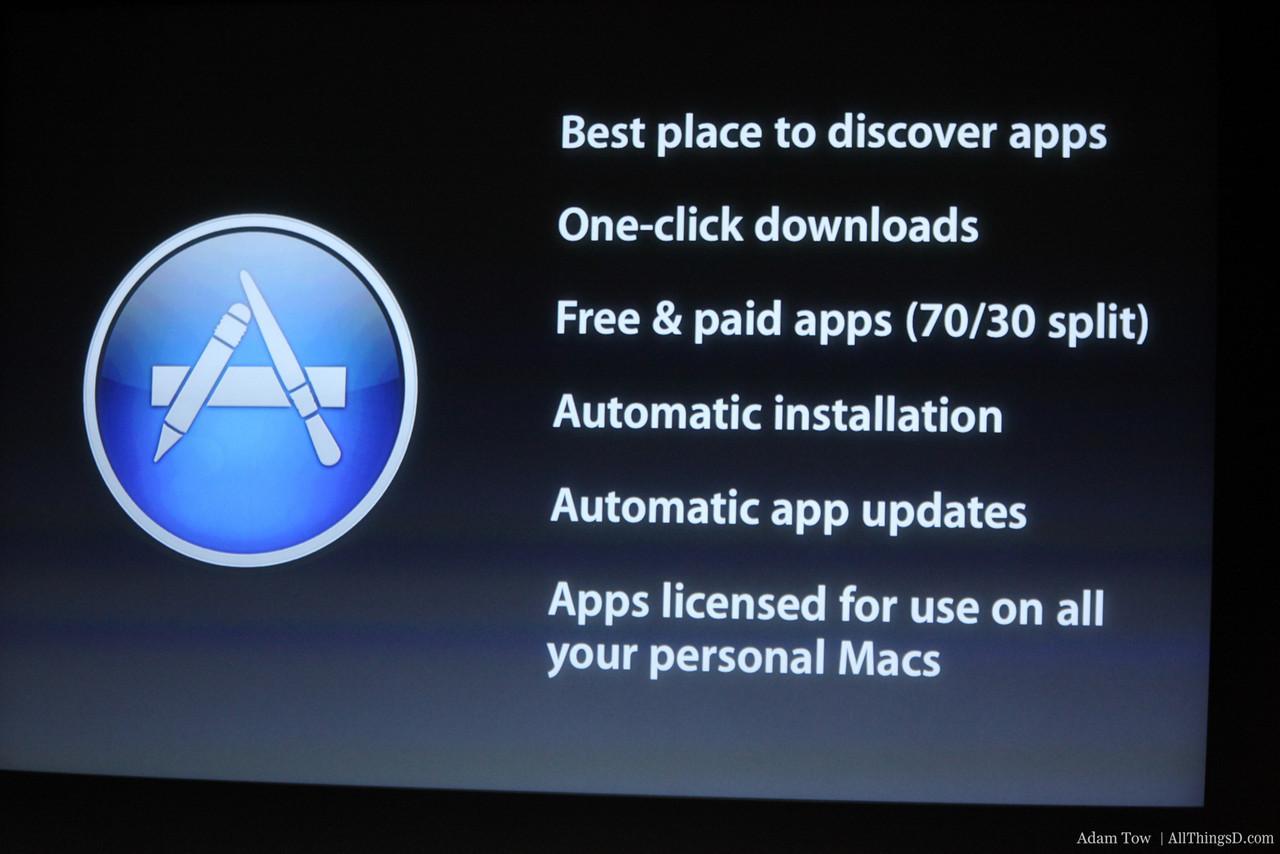 Mac App Store.