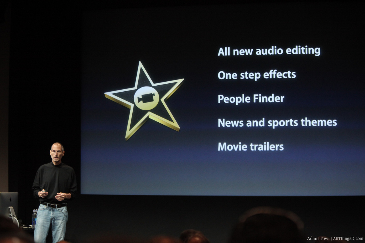 What's new in iMovie?