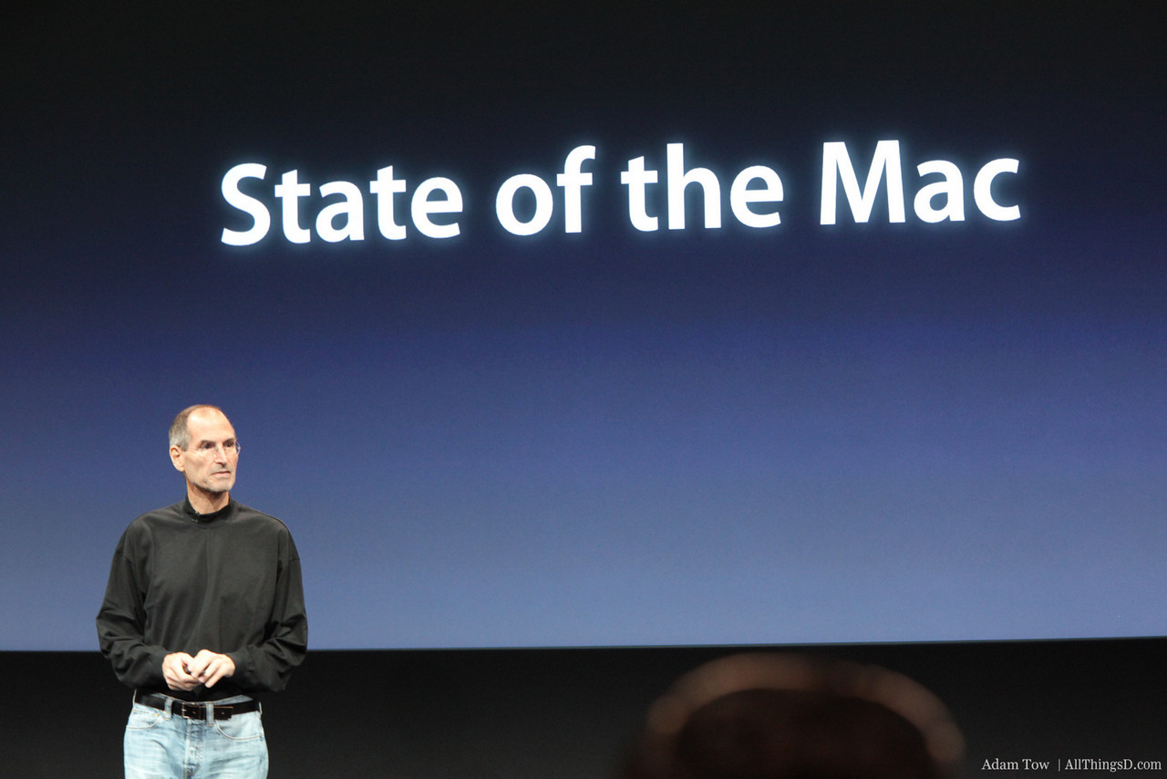 What's the State of the Mac?
