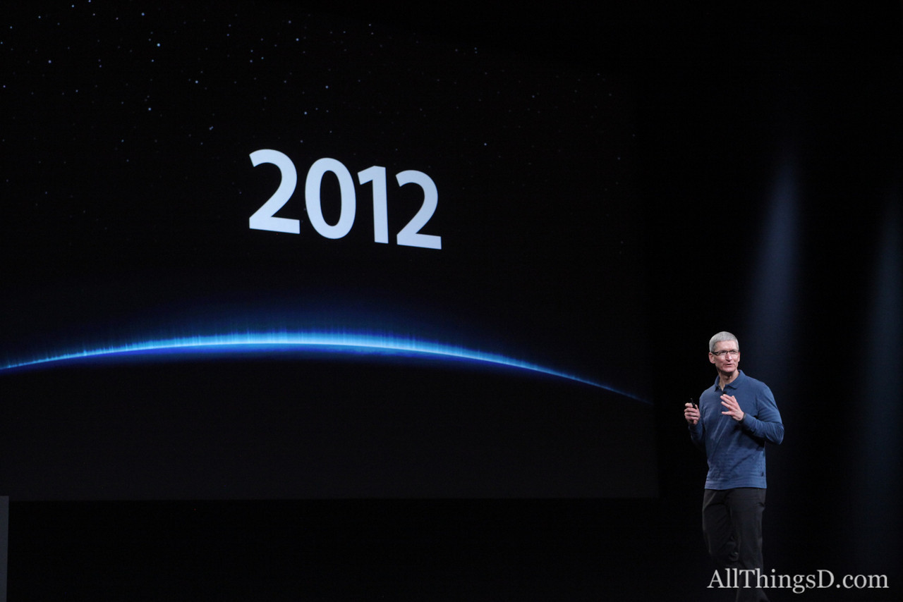 """Tim Cook: """"We told you earlier this year you would see some incredible innovation this year… we think we kept our promise."""""""