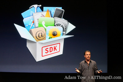 The iPhone developer program now has some 50,000 members, thanks in part to its SDK's ease of use.