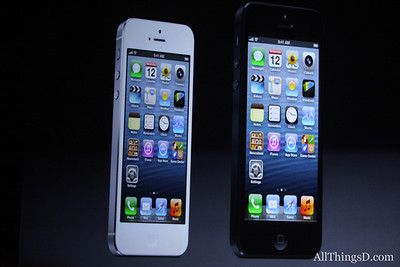 "Cook calls iOS 6 and iPhone 5 ""the biggest things to happen to iPhone since iPhone."""