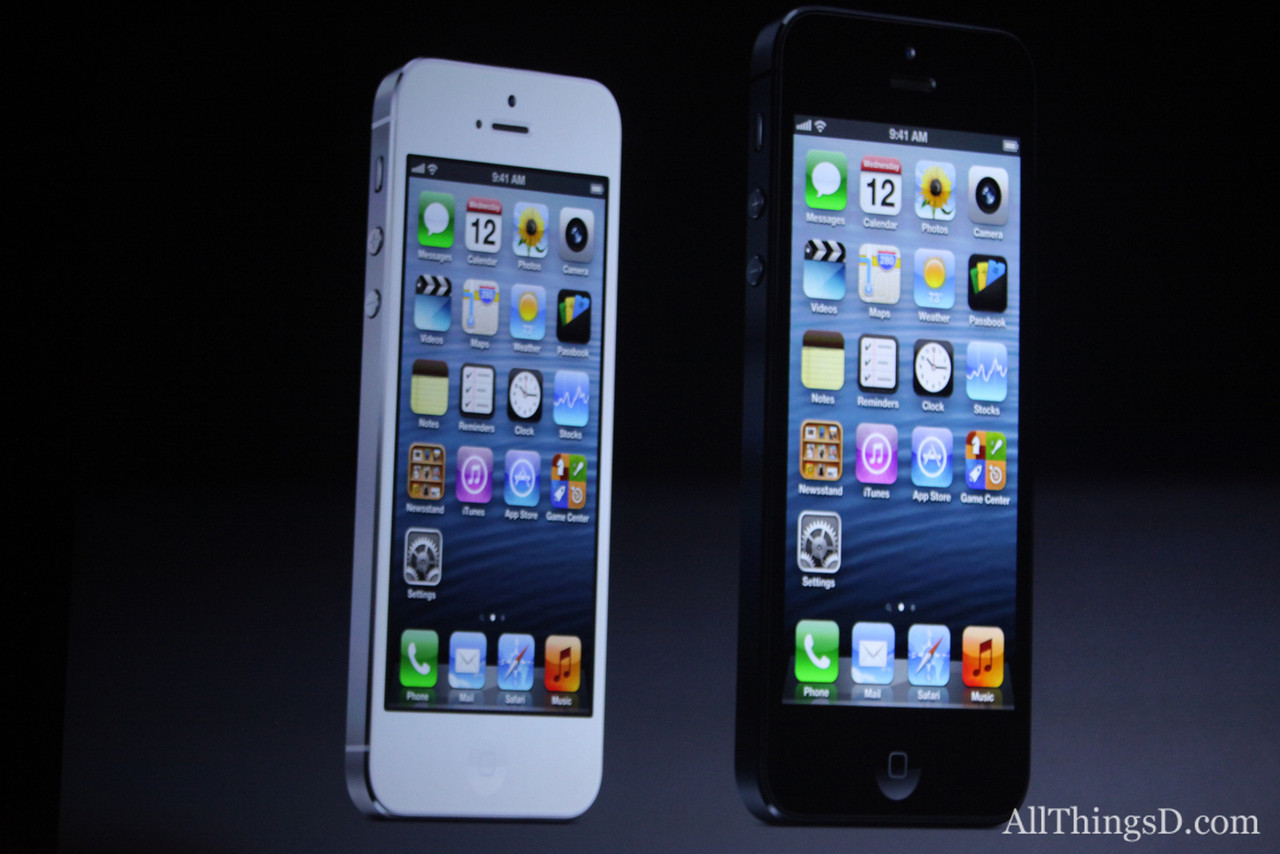 """Cook calls iOS 6 and iPhone 5 """"the biggest things to happen to iPhone since iPhone."""""""
