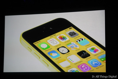 Another look at the 5C in a video.