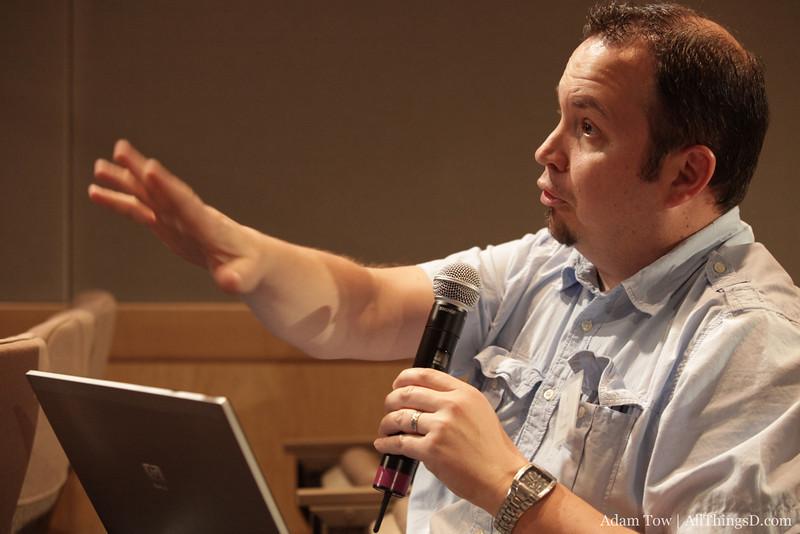 Dan Gallagher from MarketWatch.