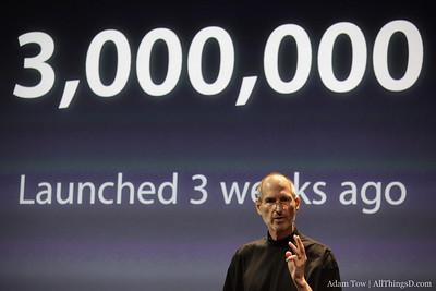 Steve Jobs on the iPhone 4.