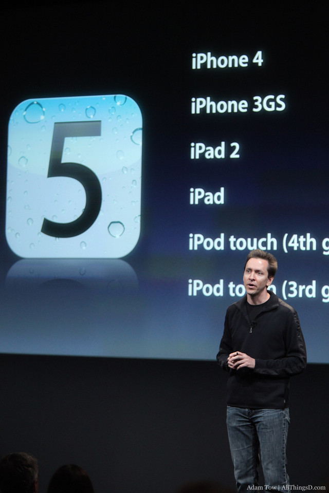 Device support for iOS 5.