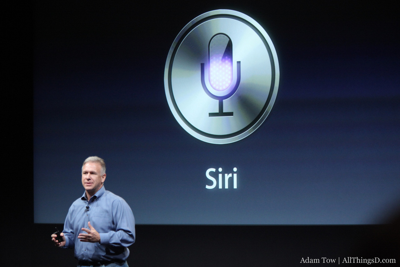 The Knowledge Navigator comes to life with Siri?