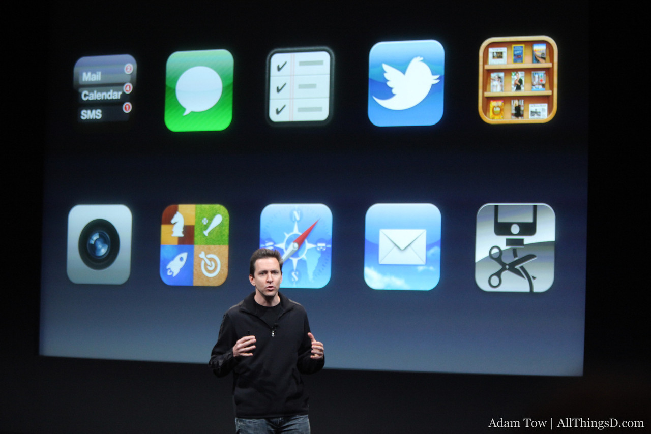 New features in iOS 5.
