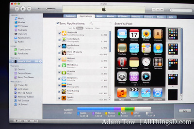 Re-arranging your iPhone from iTunes makes it a whole lot simpler.