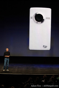 The Flip Camera is an obvious benchmark in the space.