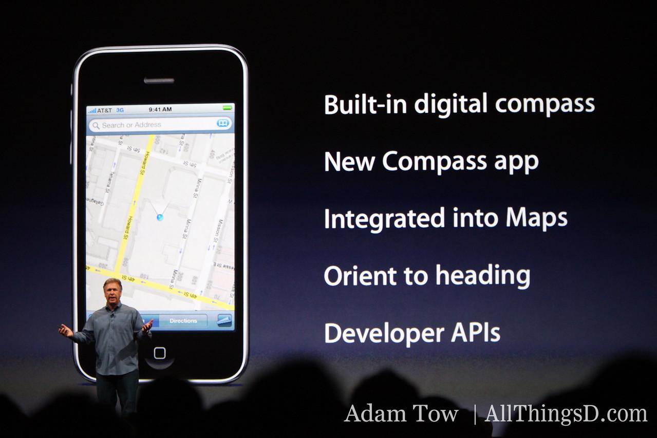 CEO Paul Schiller recaps new features.