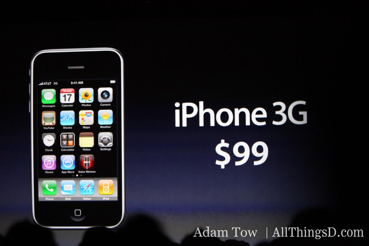 3G pricing.