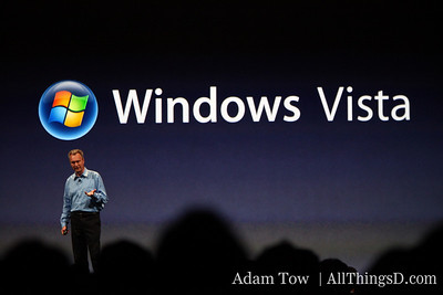 "Bertrand Serlet, Apple's SVP of Software Engineering, critiques competitor Windows 7 as ""fundamentally another version of Vista. It's the same old technology."""