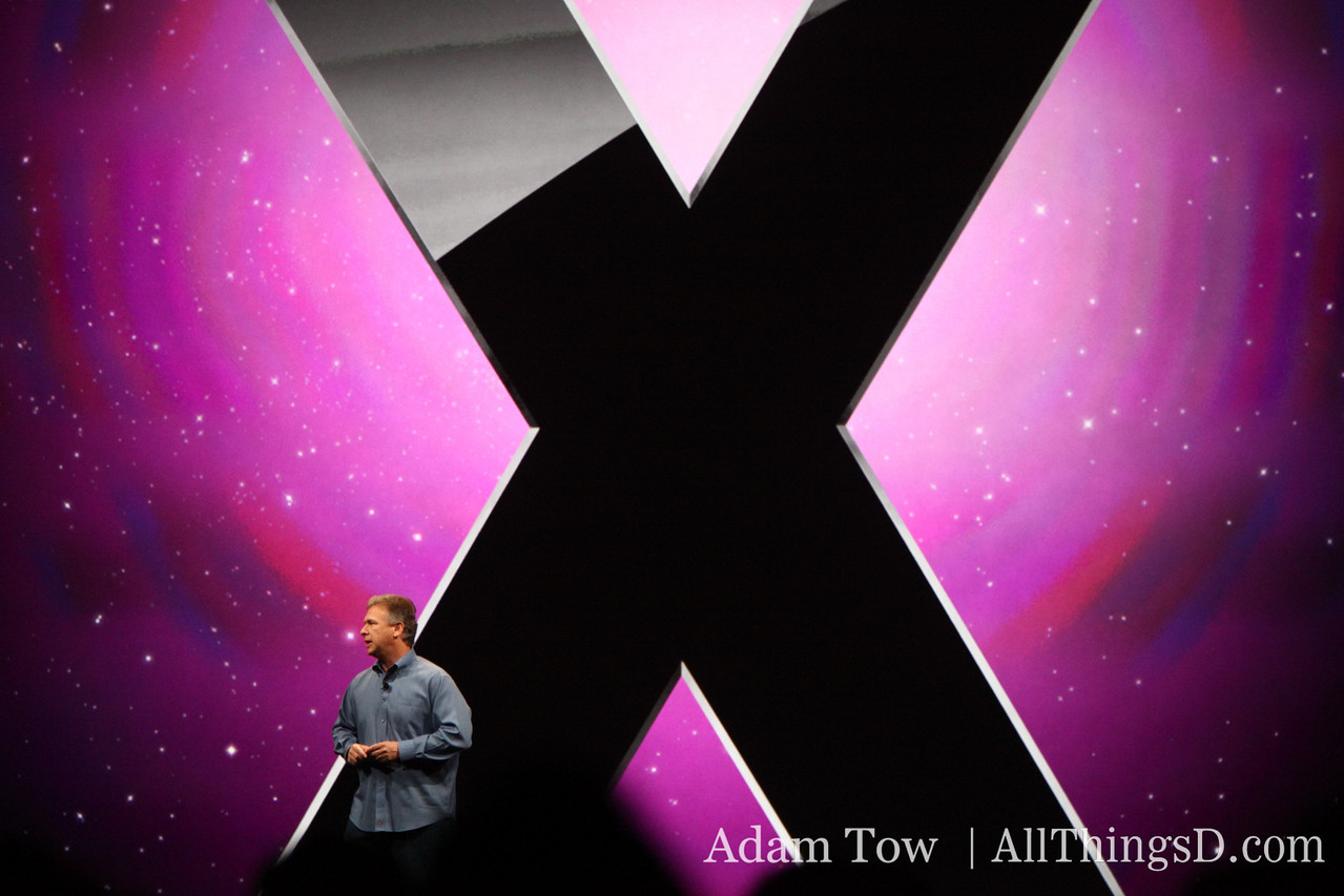 CEO Paul Schiller kicks off Apple's WWDC.