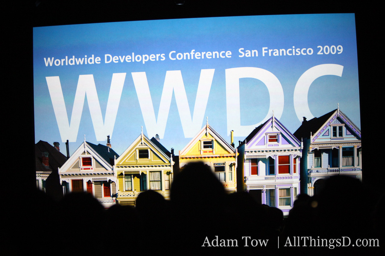 Welcome to WWDC 2009 in San Francisco.