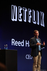 Netflix CEO: their free app is coming to iPhone this summer. Movie playback in WiFi/3G.