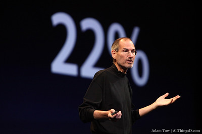 Publishers tell Apple that iBooks' share of total eBook sales is 20+ percent now and rising.